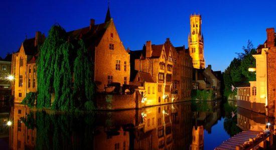 AmaWaterways Tulip Tour - Bruges