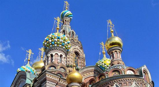 Baltic Capitals St Petersburg