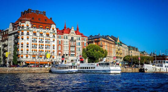 Baltic Capitals Stockholm