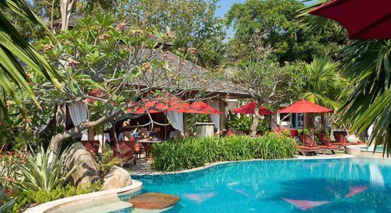 Bangkok Koh Samui Hotel Offer - Hotel pool
