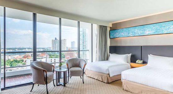 Bangkok Koh Samui Hotel Offer - Hotel room 2
