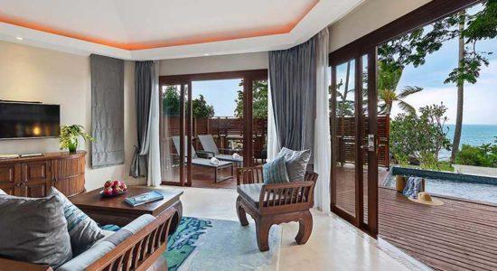 Bangkok Koh Samui Hotel Offer - Hotel room