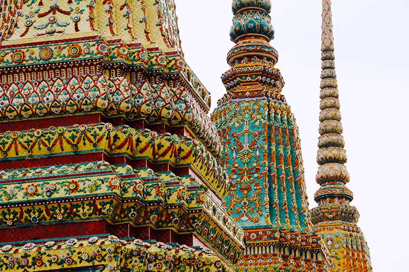 Bangkok Koh Samui Hotel Offer - Temple Image