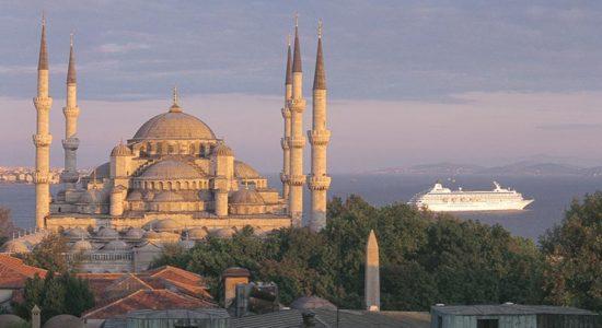 Black Sea Explorer - Crystal Symphony Istanbul