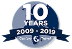 Century Travel 10 Year Anniversary!