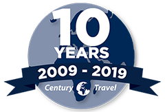 CENTURY-TRAVEL-10-year-logo-240px
