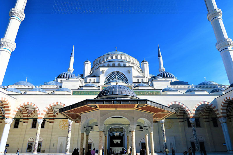 Celestyal Cruises Greek Islands and Istanbul - Istanbul Mosque