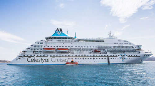Celestyal Cruises Greek Islands and Istanbul - Ship