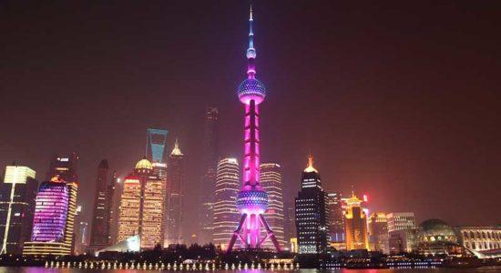 Century Solos Captivating China City of Shanghai
