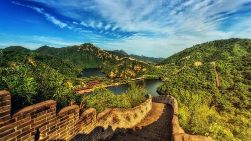 Century Solos Captivating China Great Wall of China