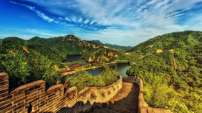 Century Solos Captivating China Great Wall of China