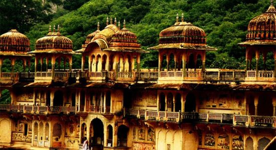 Century Solos Indian Golden Triangle Tour - Indian Temple