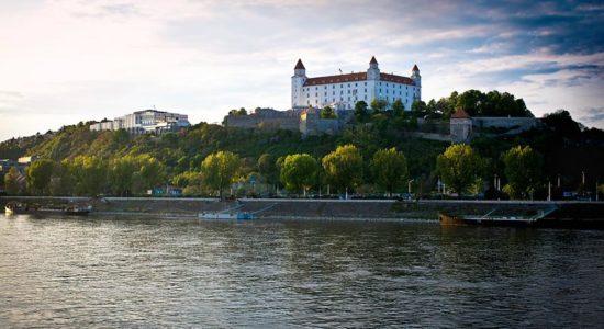 Crystal Cruises Danube Serenade - Bratislava