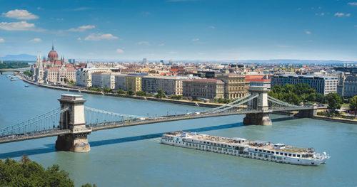 Crystal Cruises Danube Serenade - Mozart Budapest