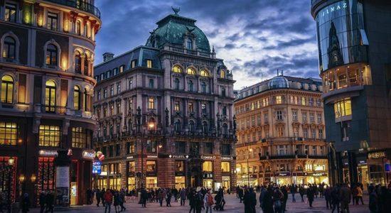 Crystal Cruises Danube Serenade - Vienna
