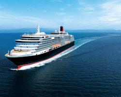 Cunard Italy and Spain
