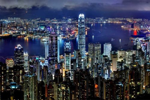 Cunard Sydney Hong Kong - Hong Kong Thumbnail