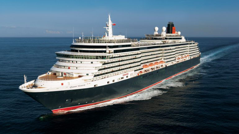 Cunard XMas New Year Canary Islands - Queen Victoria