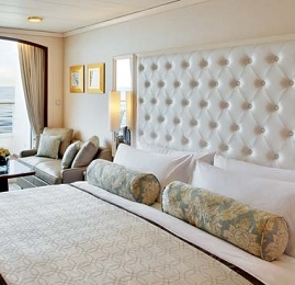 Crystal Cruises Cabin