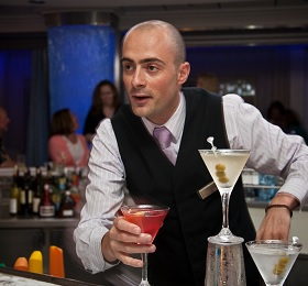 Cocktails with Celebrity