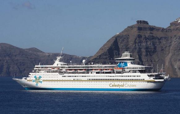 Celestyal Ship