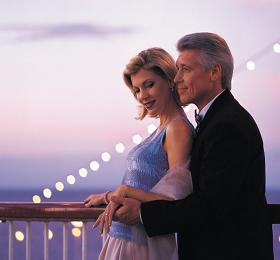 Cunard Couple