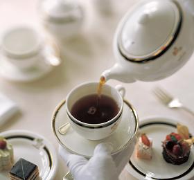 Cunard Tea