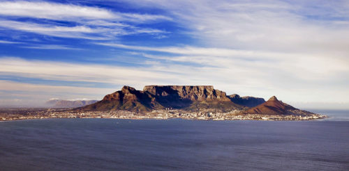 FRED OLSEN SOUTH AFRICA Table Mountain