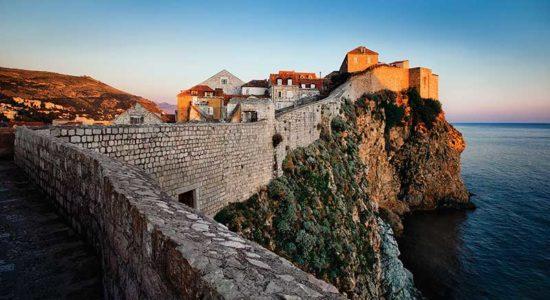 HAL Croatia Italy Cruise Dubrovnik Image