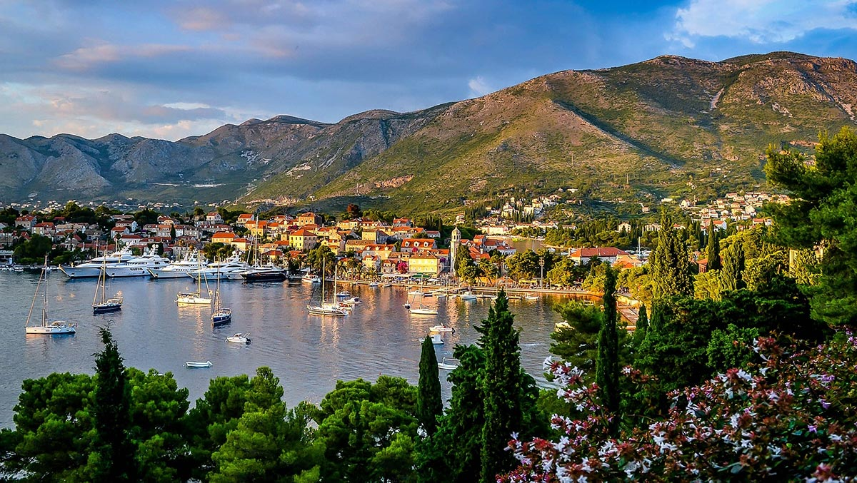 HAL Croatia Italy Cruise Montenegro Main Image