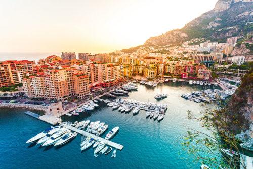 HAL Mediterranean Riviera - Monte Carlo