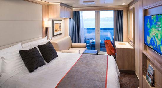 HAL Viking Fjords - Ship Nieuw Room
