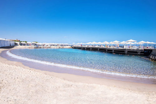 Hurghada Adult Only Resort Package - Private Beach 2