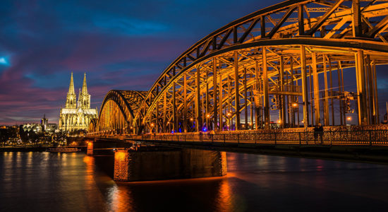 Legendary Rhine - Rhine Bridge