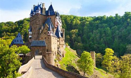 Legendary Rhine - Rhine Castle