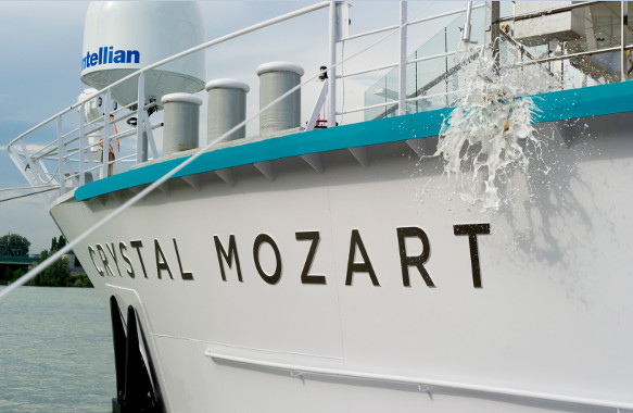 Mozart ship
