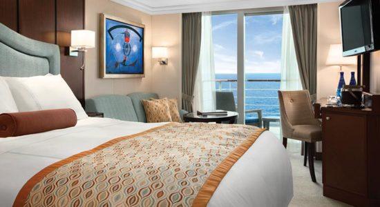Oceania Classic Connoisseur - Riviera Balcony Room