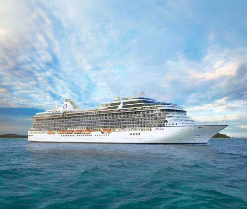 Oceania Classic Connoisseur - Riviera Ship