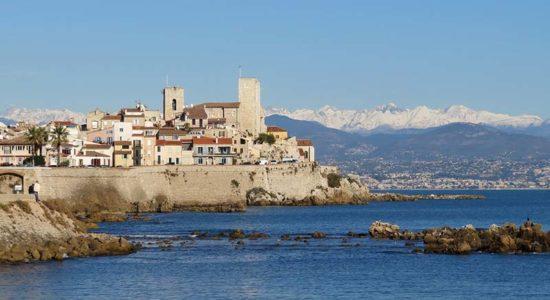 Oceania Monaco to Rome - Antibes