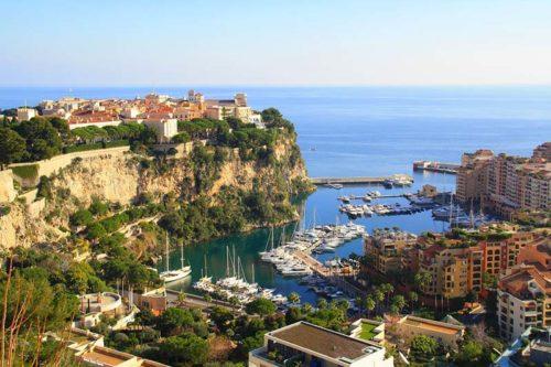 Oceania Monaco to Rome - Monaco