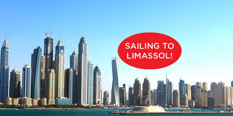 P and O Exclusive Dubai to Limassol - Dubai main image 3