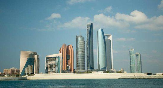 PandO Dubai Winter Sailings - Abu Dhabi