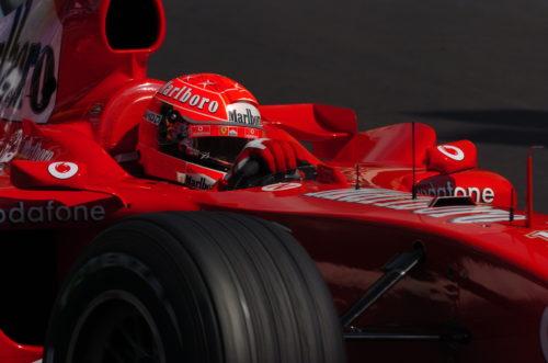 Saturday, May 22, 2004 Monaco Grand Prix Monte Carlo Monaco. Michael Schumacher Ferrari F1 2004