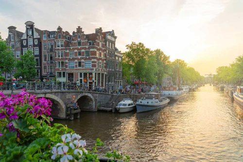Romantic Rhine - Amsterdam
