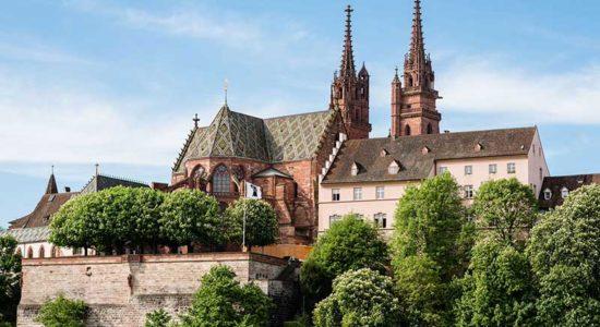 Romantic Rhine - Basel