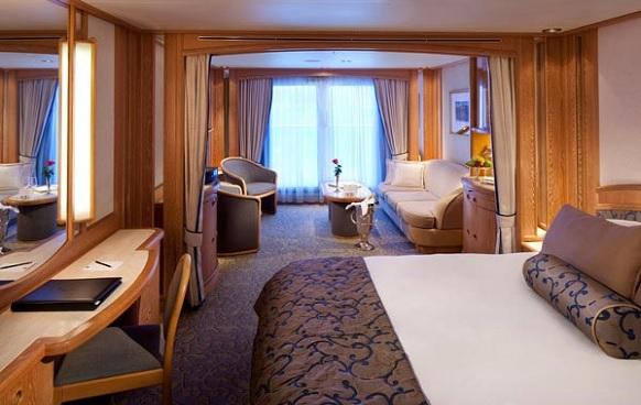 Seabourn-suite