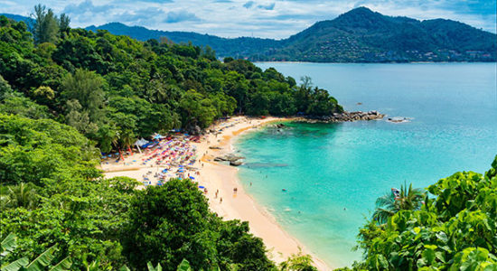 Signapore and Phuket Twin Cities