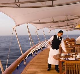 Silversea-service