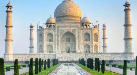 Taj Mahal Indian Tour