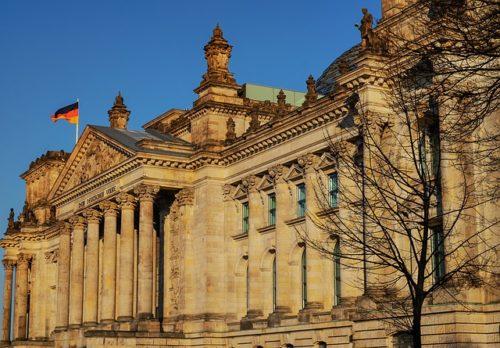 Berlin parliament